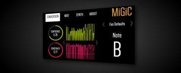 Image - MiGiC Guitar-to-MIDI Conversion Software