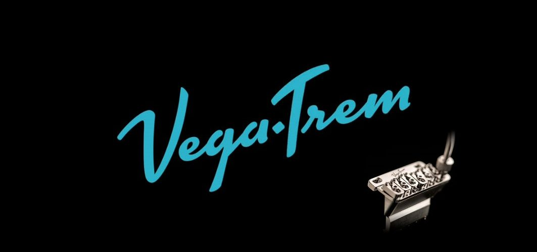 VegaTrem - Drop-In Replacement for Strat Guitars